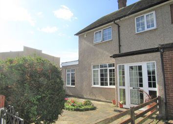 Thumbnail 3 bed end terrace house for sale in Charlbury Crescent, Romford