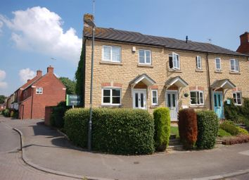 Thumbnail 3 bed end terrace house for sale in Caswell Mews, Dursley