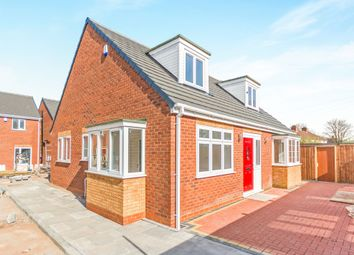 Thumbnail 3 bed detached bungalow for sale in School Road, Yardley Wood, Birmingham