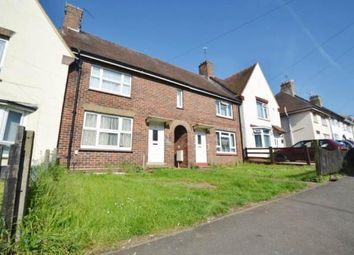 3 bed terraced house for sale in Jubilee Crescent, Wellingborough, Northamptonshire NN8