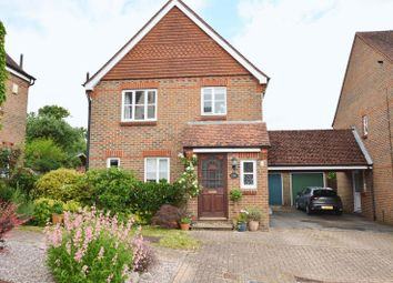 Thumbnail 3 bed detached house for sale in The Old Orchard, South Warnborough, Near Odiham