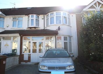 3 bed terraced house to rent in Malvern Gardens, Kenton HA3