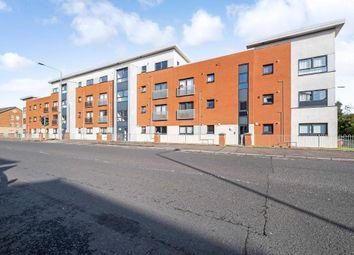 Thumbnail 2 bed flat for sale in Old Shettleston Road, Shettleston