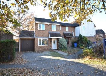 Thumbnail 3 bed end terrace house for sale in Angora Way, Fleet, Hampshire
