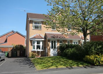Thumbnail 2 bed semi-detached house for sale in Paisley Park, Farnworth, Bolton