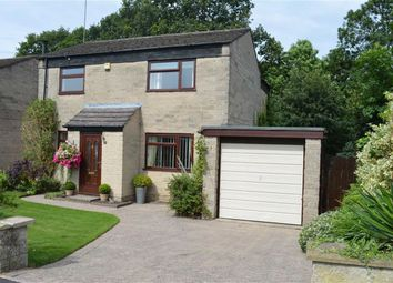 Thumbnail 4 bed detached house for sale in 36, Riber View Close, Tansley Matlock, Derbyshire