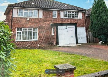 Thumbnail 4 bedroom detached house to rent in Radcliffe Road, Croydon