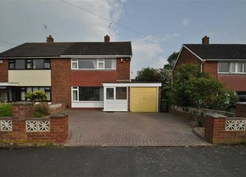 Thumbnail 3 bed semi-detached house for sale in Church Road, Albrighton, Nr Wolverhampton