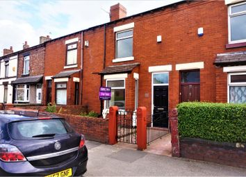 Thumbnail 2 bed terraced house for sale in Scot Lane, Wigan