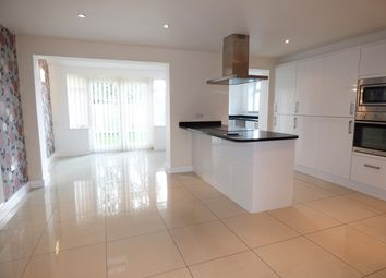 Thumbnail 3 bed detached house to rent in Knowsley Close, Gregson Lane, Hoghton