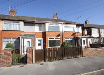 Thumbnail 2 bed terraced house to rent in Wharfedale Avenue, Southcoates Lane, Hull