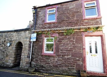 Thumbnail 1 bed terraced house to rent in Bridgend, Dunblane, Stirling
