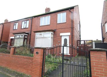 Thumbnail 3 bed semi-detached house for sale in Collinson Avenue, Scunthorpe, North Lincolnshire