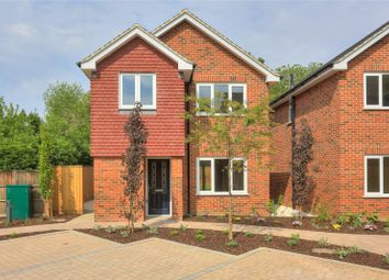 Thumbnail 3 bed detached house for sale in Holly Close, St. Julians Road, St Albans, Hertfordshire