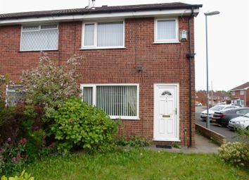 Thumbnail 3 bed end terrace house for sale in Katherine Walk, Liverpool