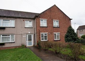 Thumbnail 1 bed flat for sale in Llangewydd Road, Cefn Glas