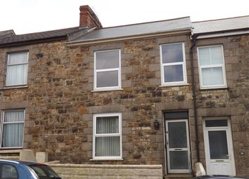 Thumbnail 3 bed terraced house for sale in Rose Row, Redruth