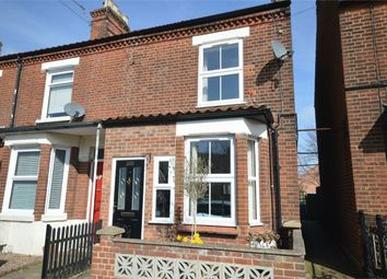 Thumbnail 3 bed terraced house for sale in Sigismund Road, Norwich