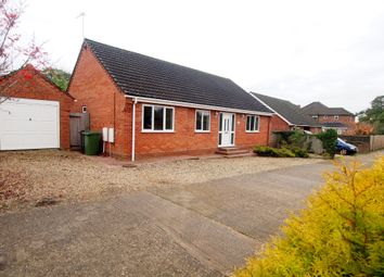 Thumbnail 3 bed detached bungalow to rent in St. Thomas Drive, Silfield, Wymondham