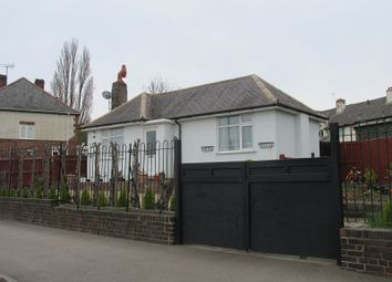 Thumbnail 2 bedroom detached bungalow for sale in Harborough Road, Leicester