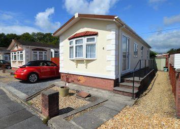 Thumbnail 2 bed mobile/park home for sale in Estuary Park, Llangennech, Llanelli