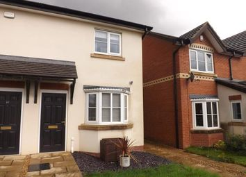Thumbnail 2 bedroom semi-detached house for sale in Vulcan Park Way, Newton-Le-Willows, Merseyside