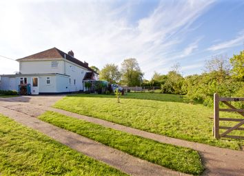Thumbnail 3 bed semi-detached house for sale in Chapel Road, Wattisfield, Diss