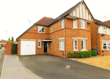 Thumbnail 4 bed detached house for sale in Batholdi Way, Meadowcroft Park, Stafford