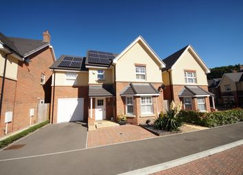 Thumbnail 4 bedroom detached house for sale in Perdue Close, Hook