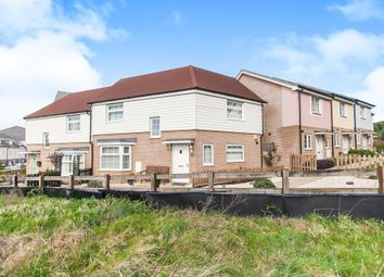 Thumbnail 3 bed semi-detached house for sale in Heron Way, Dovercourt, Harwich