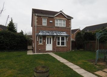 Thumbnail 3 bed detached house to rent in Raleigh Drive, Victoria Dock, Hull, East Yorkshire