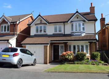 Thumbnail 4 bed detached house for sale in Cottingley Close, Bolton