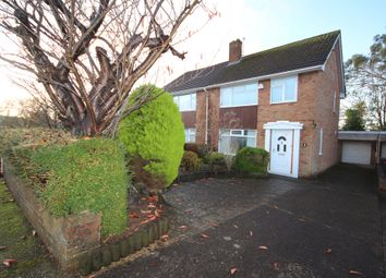 3 bed semi-detached house for sale in Carnegie Drive, Cyncoed, Cardiff CF23