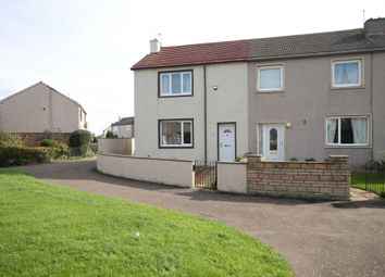 Thumbnail 2 bed end terrace house for sale in 38 Fa'side Crescent, Tranent