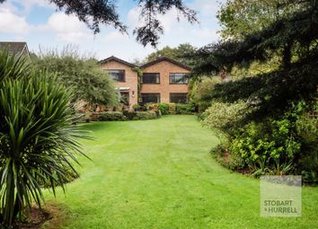 Thumbnail 4 bed detached house for sale in Church Close, Coltishall, Norfolk
