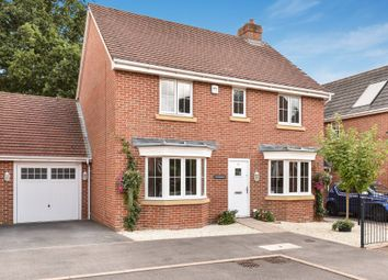 Thumbnail 4 bed detached house for sale in Chaffinch Road, Four Marks, Alton