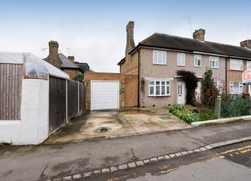 Brettenham Avenue, Walthamstow, London E17. 3 bed end terrace house for sale