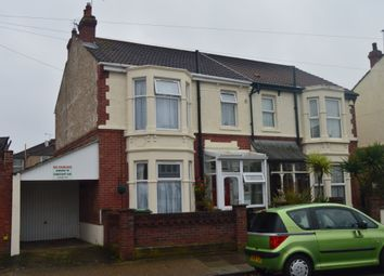 Thumbnail 3 bed semi-detached house for sale in Copythorn Road, Portsmouth, Hampshire
