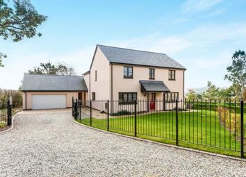 Thumbnail 4 bed detached house for sale in North Tawton, Okehampton, Devon