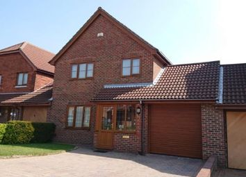 Thumbnail 4 bed link-detached house for sale in Old Mead, Folkestone, Kent