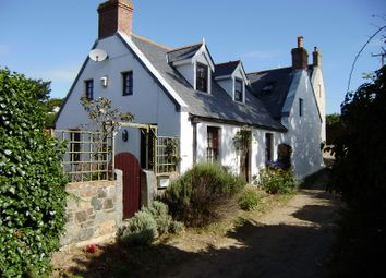 Thumbnail 3 bed detached house for sale in Sark, Guernsey