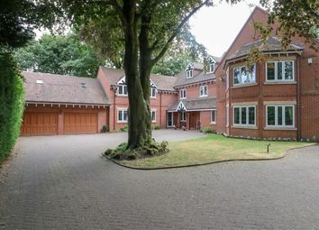 Thumbnail 6 bed detached house for sale in Roman Road, Little Aston, Sutton Coldfield