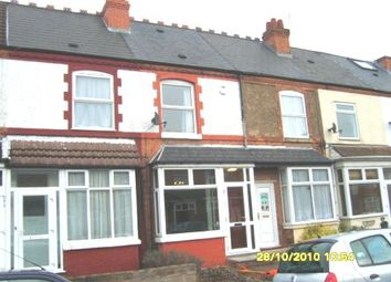 Thumbnail 2 bed terraced house to rent in Lime Grove, Sutton Coldfield