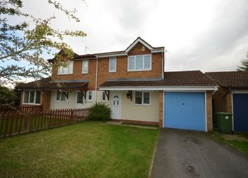 Thumbnail 3 bed semi-detached house to rent in Inwood Close, Corby