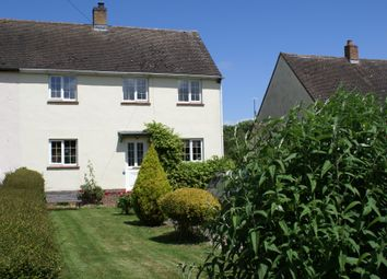 Thumbnail 2 bed semi-detached house for sale in Mandene Gardens, Great Gransden