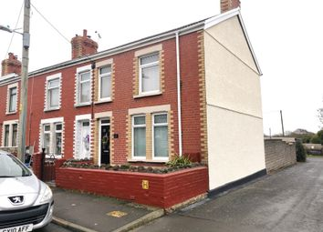 Thumbnail 3 bed end terrace house for sale in Park Street, Kenfig Hill