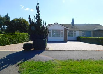 2 bed semi-detached bungalow for sale in St Johns Drive, Westham BN24