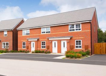 "Thumbnail 2 bed terraced house for sale in ""Kenley"" at Fleece Lane, Nuneaton"
