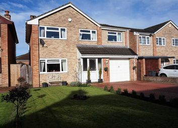 Thumbnail 5 bed detached house for sale in St. Christophers Way, Burnham-On-Sea