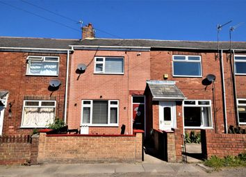 Greenhills Terrace, Wheatley Hill, County Durham DH6. 3 bed terraced house